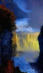 Great Waterfall LWP2 screenshot 3/3