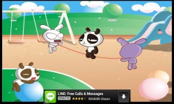 Panda skipping games screenshot 2/6