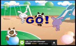 Panda skipping games screenshot 3/6
