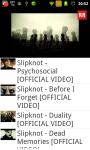 Slipknot Video Collection screenshot 1/2