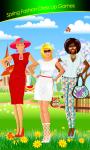 Spring Fashion Dress Up Games screenshot 1/6