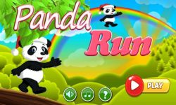 Panda Run Adventure screenshot 1/6