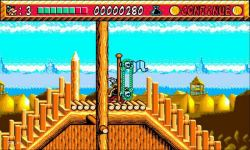 Asterix and the Power of The Gods original game screenshot 1/4