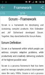 Learn Scrum screenshot 3/3