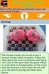 Rules To Play Chess Boxing screenshot 3/3