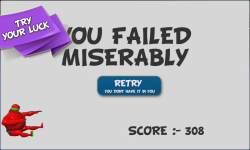 Failing Hero screenshot 4/4