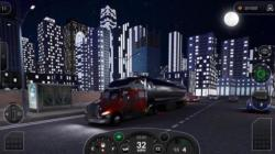 Truck Simulator PRO 2016 transparent screenshot 1/6