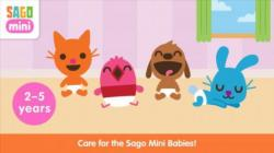 Sago Mini Babies master screenshot 5/6