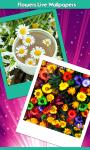 Free Flowers Live Wallpapers screenshot 1/6