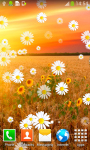 Free Flowers Live Wallpapers screenshot 3/6