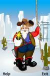 Cowboy Santa screenshot 2/4