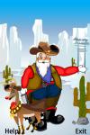 Cowboy Santa screenshot 3/4