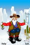 Cowboy Santa screenshot 4/4