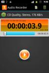 MP3 Audio Recorder screenshot 3/6