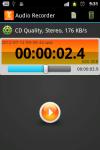 MP3 Audio Recorder screenshot 4/6