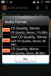MP3 Audio Recorder screenshot 5/6