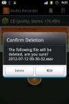 MP3 Audio Recorder screenshot 6/6