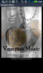 Vampire Music Novel - Book one screenshot 1/2