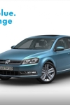 Volkswagen Think Blue. Challenge HD screenshot 1/1