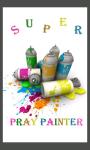 Super Spray Painter screenshot 1/5