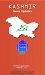 Kashmir News Update screenshot 1/2