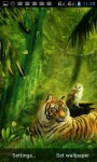 JUNGLE TIGER LWP screenshot 1/3