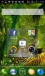 JUNGLE TIGER LWP screenshot 3/3