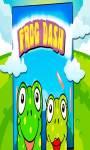 Frog Dash screenshot 1/3