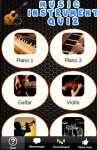 Music Instrument Quiz - Learn to Play Piano Guitar screenshot 1/2