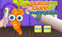 Cartoon Carrot Eye Doctor screenshot 1/3