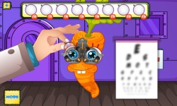 Cartoon Carrot Eye Doctor screenshot 3/3