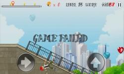 Crazy Skater screenshot 3/6