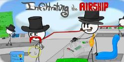 Infiltrating The Airship screenshot 2/2