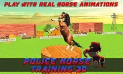 Police Horse Training 3D screenshot 2/4