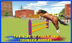 Police Horse Training 3D screenshot 3/4