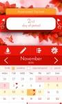 Period Tracker Woman Diary P screenshot 2/6