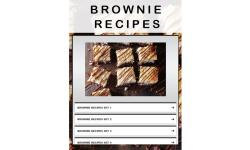 brownie recipes 2 screenshot 1/3