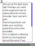 Active Yoga Free screenshot 4/5