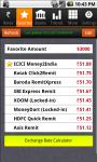 Dollar Pound Euro Dirham to Rupee Exchange Rates screenshot 3/6