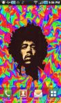 Jimi Hendrix LWP screenshot 1/2
