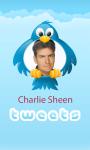 Charlie Sheen-Tweets screenshot 1/3