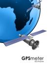GPSmeter screenshot 1/1