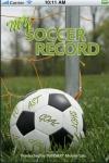 My Soccer Record screenshot 1/1