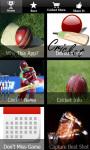 Live Cricket Score Cricket News 1 screenshot 1/2