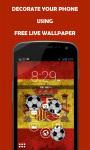 Bravo Spain LWP Free screenshot 1/4