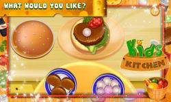 Kids Kitchen - Cooking Game screenshot 2/6
