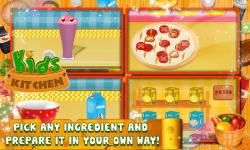 Kids Kitchen - Cooking Game screenshot 3/6