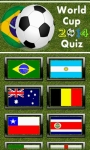 World Cup Quiz 2014 screenshot 1/4