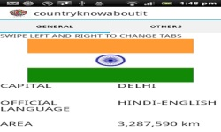 countries-know about it screenshot 2/2