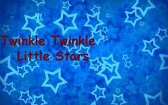 Twinkle Twinkle Kids Poem screenshot 1/3
